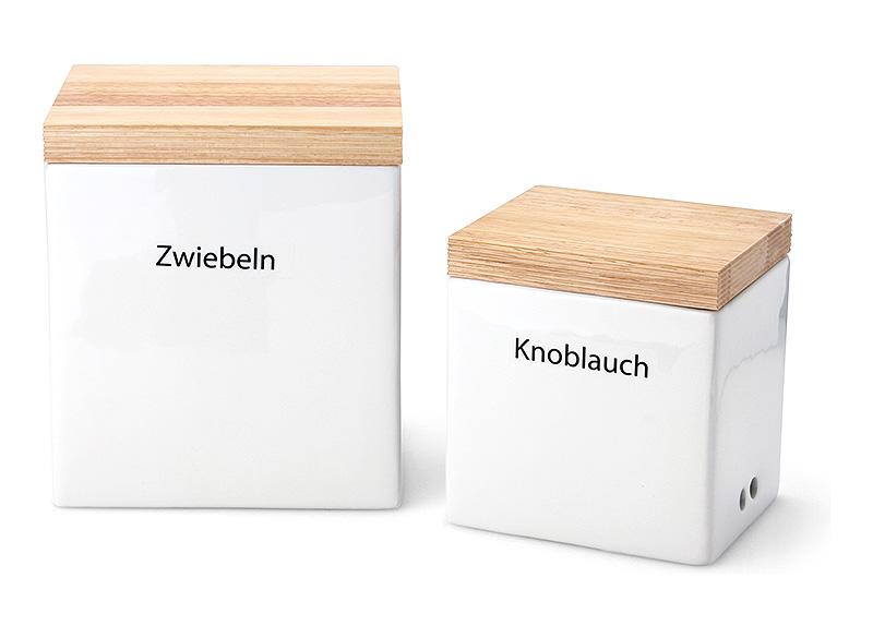 Vorratsdose mit Holzdeckel 3921 3922 |